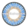 Цветные линзы EOS Rain Shower Blue mini